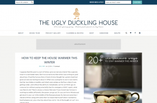 the ugly duckling house summary