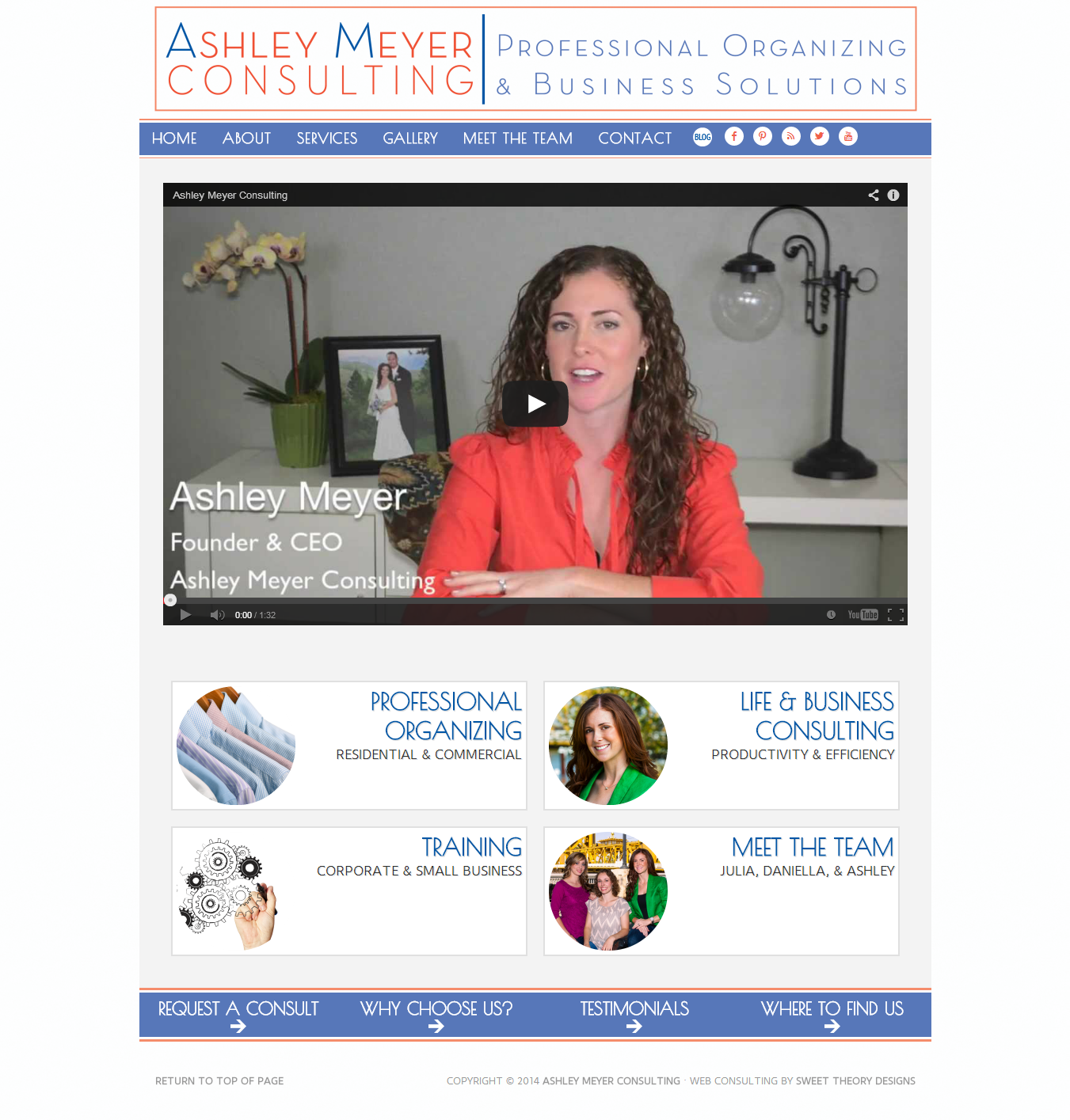 Ashley Meyer Consulting